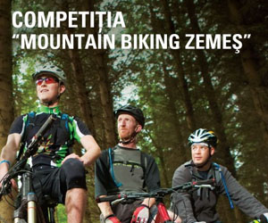 Mountain Biking Zemes
